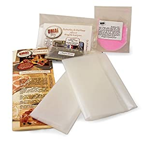 UMAi Dry® Dry Curing/Aging Bags, Charcuterie