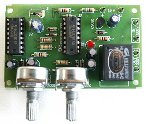 180 Minutes OnOff Timer Relay 12V 10A Electronic Circuit Board - On Off Relay Timer Circuit