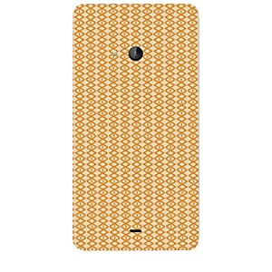 Skin4Gadgets ABSTRACT PATTERN 303 Phone Skin STICKER for MICROSOFT LUMIA 540