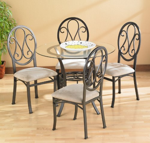 Southern Enterprises Inc. Lucianna 5 - Pc. Dining Set