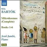 バルトーク:「ミクロコスモス」全曲