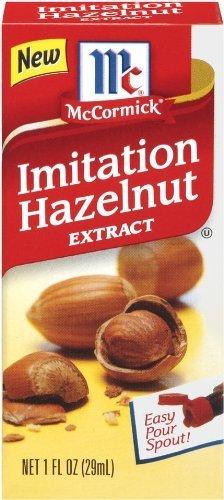 McCormick Flavorings or Extracts 1oz - 2oz Bottle (Pack of 3) Choose Flavor Below (Imitation Hazelnut Extract 1oz) (Rootbeer Extract Mccormick compare prices)