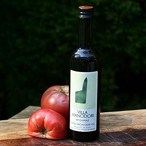 Villa Manodori Extra Virgin Olive Oil (500 ml) by Villa Manodori