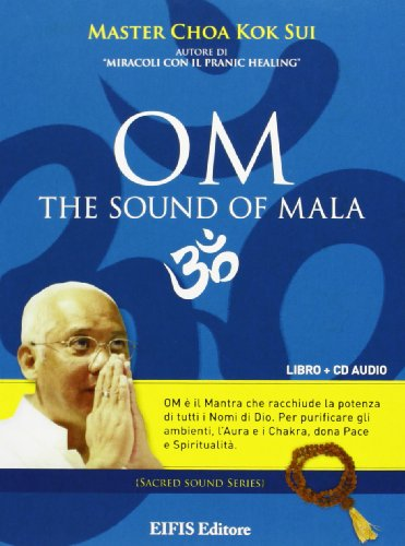 Om the sound of mala. CD Audio. Con libro