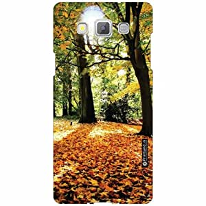 Samsung Galaxy A5 Back Cover - Silicon Forestry Designer Cases