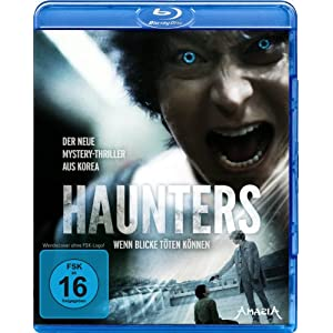Haunters [Blu-ray] [Import allemand]