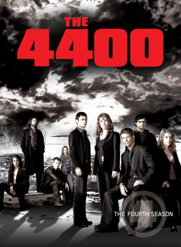 Cover art for  The 4400 - The Complete Fourth Season