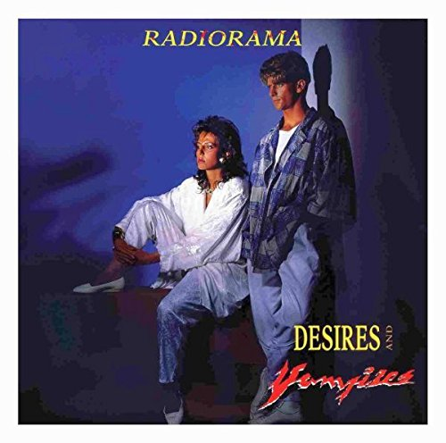 Radiorama - Desires and Vampires - (AL2) - REMASTERED - 2CD - FLAC - 2016 - WRE Download
