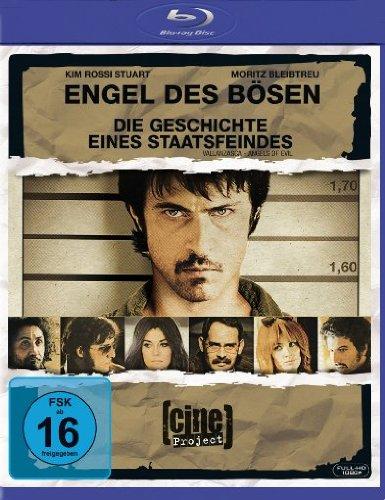 Engel des Bösen - Die Geschichte eines Staatsfeindes - Cine Project [Blu-ray]