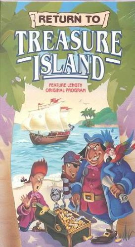 Return to Treasure Island [VHS]