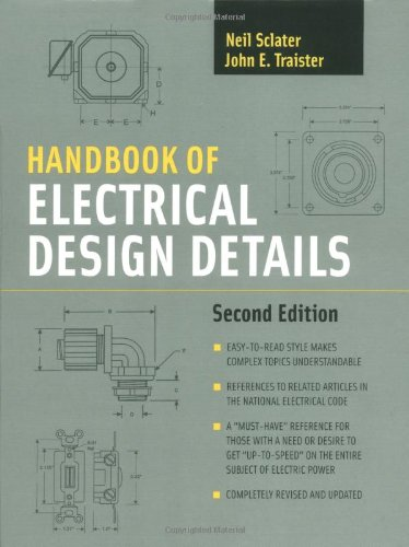 Handbook of Electrical Design Details - McGraw-Hill Professional - MG-0071377514 - ISBN: 0071377514 - ISBN-13: 9780071377515