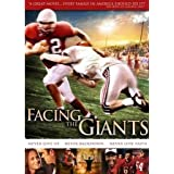 Facing the Giants DVD – $4.49!
