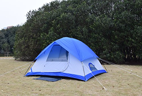 Airblasters-4-Person-Tent-Camping-Outdoors-Ample-Family-Hiking-Waterproof