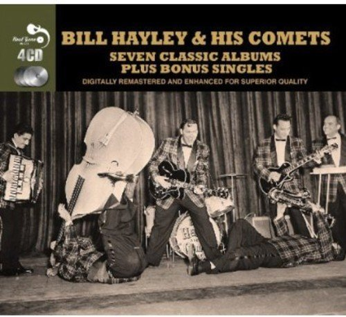 Bill Haley &Amp; His Comets - The Decca Years And More - Disc 3 - Zortam Music