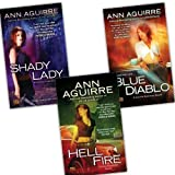 Ann Aguirre Corine Solomon Novel 3 Books Collection Pack Set RRP: �22.97 (Shady Lady, Blue Diablo, Hell Fire)by Ann Aguirre