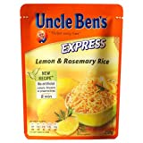 Uncle Ben's Express Lemon & Rosemary Rice 4x250g
