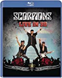 Scorpions Get Your Sting & Blackout Live 2011 in 3d [Blu-ray] [Import]