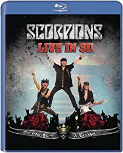 Scorpions: Live in 3D - Get Your Sting and Blackout [Blu-ray 3D]