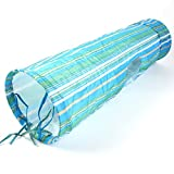 FOCUSPET Agility Training Play Tunnel for Cats Dogs