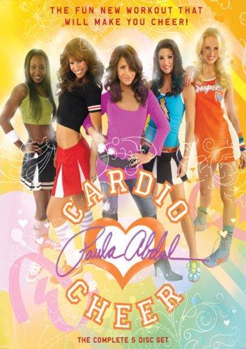 Paula Abdul's Cardio Cheer Fitness [DVD]