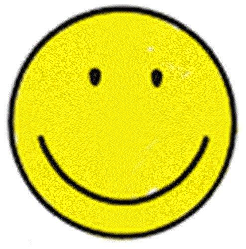 "Center Enterprise CE451 ""SMILE FACE"" Stamp - 1"
