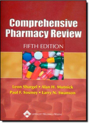 comprehensive pharmacy analyze google and yahoo books