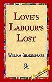 William Shakespeare Love's Labour's Lost