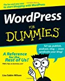 img - for WordPress For Dummies (For Dummies (Computers)) book / textbook / text book