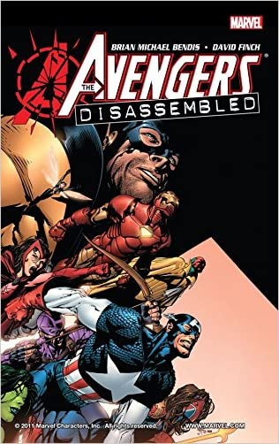 Avengers: Disassembled (Avengers (1963-1996)) written by Brian Bendis