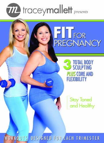 Tracey Mallett: Fit For Pregnancy