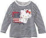 Charmmy Kitty - Camiseta para bebé, talla 18 Months - talla inglesa, color gris claro melange