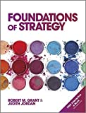 img - for Foundations of Strategy book / textbook / text book