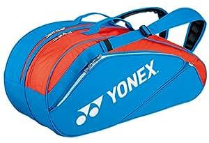 ヨネックス(YONEX) ラケットバック6 (リュック付き、テニス6本用) ターコイズ BAG1632R