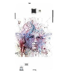 PRINTSWAG GIRL ART Designer Back Cover Case for SAMSUNG GALAXY NOTE 1 N7000