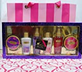 Victoria's Secret Gift Set Love Spell and Pure Seduction Mist, Lotion, Butter