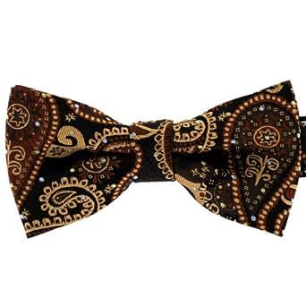 Amazon.com: Tok Tok Designs® Handmade BK257 Boys Designer Bow Ties