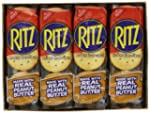 Ritz Cracker Sandwiches (Peanut Butte...