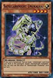 Yu-Gi-Oh! - Satellarknight Unukalhai (AP07-EN005) - Astral Pack: Booster Seven - Unlimited Edition - Super Rare