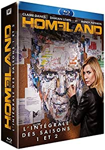 Homeland - Coffret Saison 1 & 2 [Blu-ray]