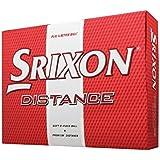 Srixon Distance Golf Balls - New - 12 Ball Pack