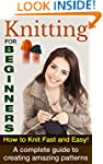 Knitting For Beginners: How To Knit F...