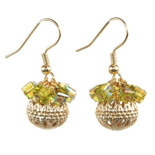 Royal Swarovski Crystal Earrings