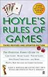 Hoyles Rules of Games, Third Revised and Updated Edition (Mass Market Paperback)