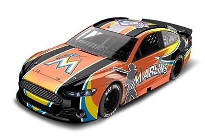 Miami Marlins Major League Baseball Hardtop Diecast Car, 1:64 Scale