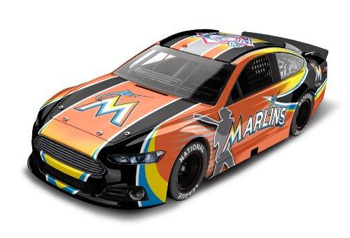 Miami Marlins Major League Baseball Hardtop Diecast Car 1