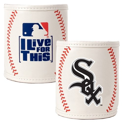 CHICAGO WHITE SOX MLB 2PC BASEBALL CAN HOLDER SET форма для регби white sox 14 paul konerko baseball mlb jersey