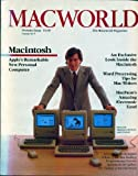 img - for MACWORLD: The Macintosh Magazine, Premier Issue Vol. 1, No. 2, May/Jun. 1984 book / textbook / text book