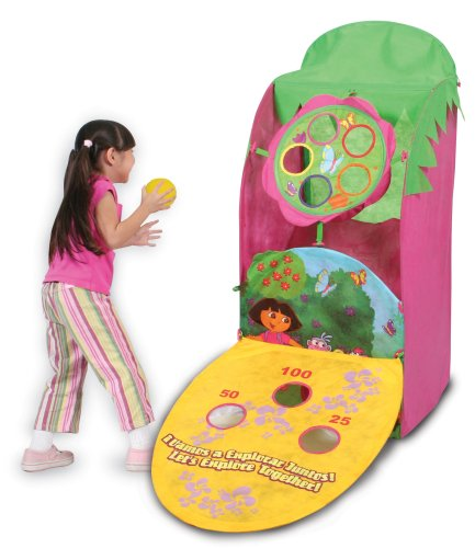 Buy Dora the Explorer 2 in 1 Arcade Zone & Skeeball