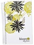 2014-15 Academic Year bloom Daily Day Planner Fashion Organizer Agenda August 2014 Through July 2015 Bloom Flowers
