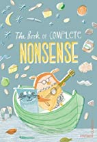 The Book of Complete Nonsense (Vintage…